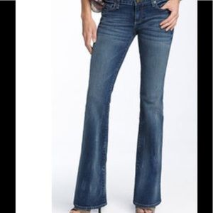 Paige Canyon Boot Bootcut Jeans Size 26 2